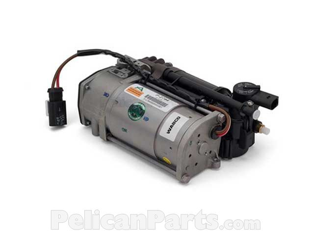Air Compressor for Self Levelling Suspension 37206875176