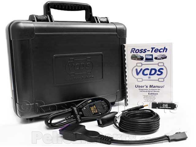 Ross-Tech VCDS Professional Kit 21-2841-002 21 2841 002 21 2841 002