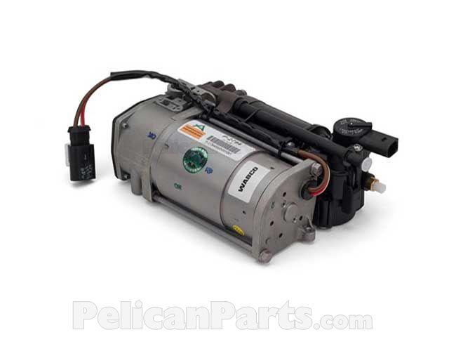 Air Compressor For Self Levelling Suspension 37206875176 Arnott Industries Bmw 37 20 6 875