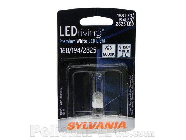 Bmw And Mini Led Bulb 12v 1w For Side Marker Sylvania Led