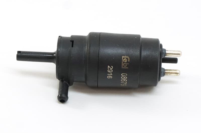 Genuine Febi Front Rear Windscreen Window Washer Pump Single Outlet 08679
