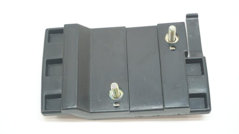 Vaico V30-0216 // 202 880 03 30 Bumper To Fender Bumper Bracket Plastic