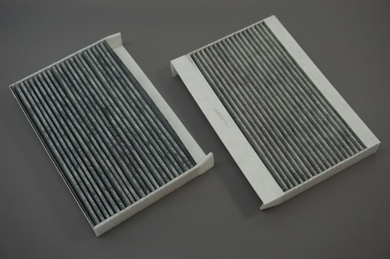 Mercedes Cabin Air Filter Set Micronair 80004826