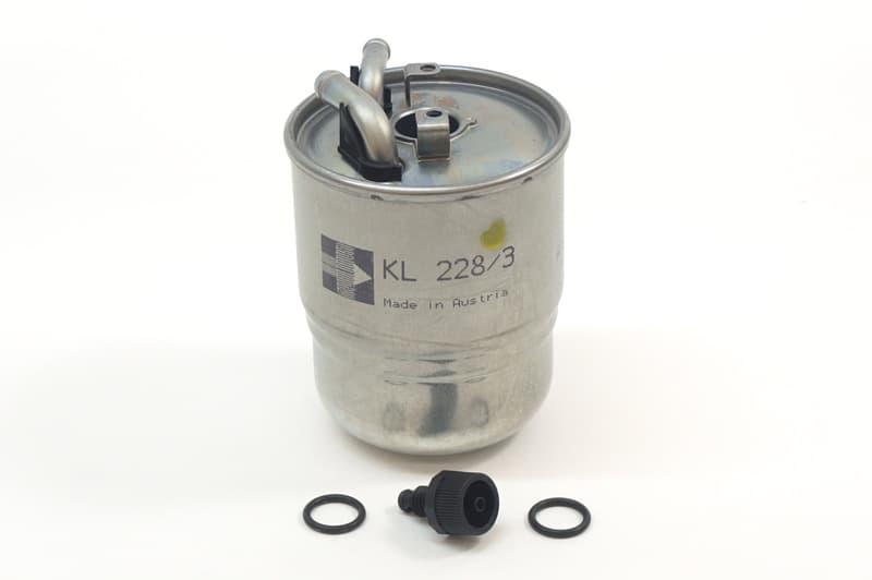 fuel filter 6420920101 genuine mercedes benz 642 092. Black Bedroom Furniture Sets. Home Design Ideas