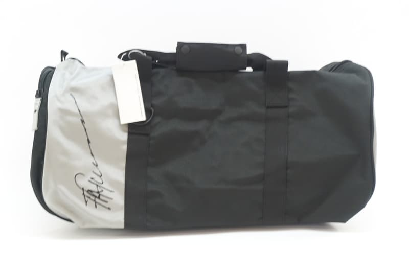 Porsche 75 YEARS F.A. Porsche Sports Bag WAP1060000CFAP - Genuine ... c3b2b2f35e703