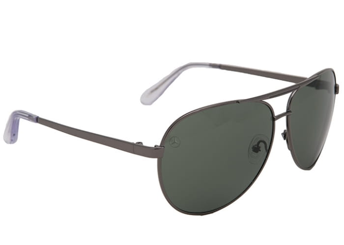 03dde93fe94 Mercedes-Benz Men s Aviator Sunglasses MHP708 - Genuine Mercedes-Benz -  MHP-708