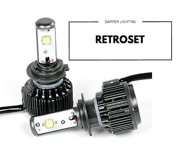 Dapper Lighting RetroSET