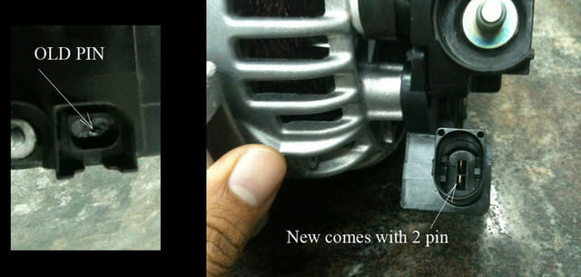 1287423378 6252 bmw e30 e36 alternator replacement and troubleshooting 3 series  at gsmportal.co