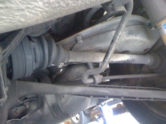 BMW E30/E36 CV Joint, Boot and Axle Replacement | 3-Series