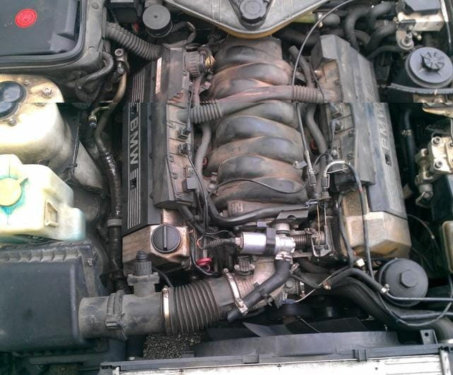 Bmw E30  E36 Fuel Injection Fault Code Reading
