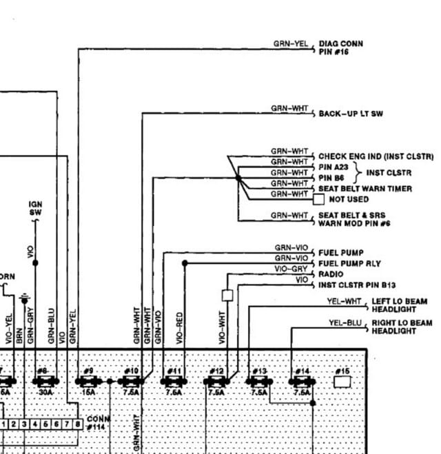 Bmw E36 1996 Wiring Diagram - Online Schematic Diagram •