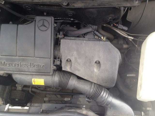 Mercedes-Benz Automatic Transmission Fluid Change (W210 1996