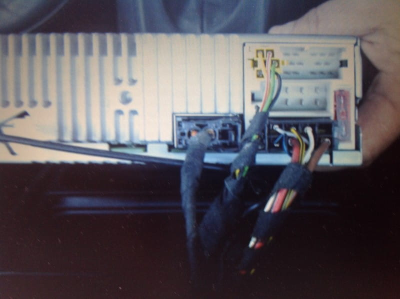 Porsche Boxster iPod Integration and Stereo Head Unit