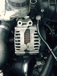 bmw e90 alternator regulator