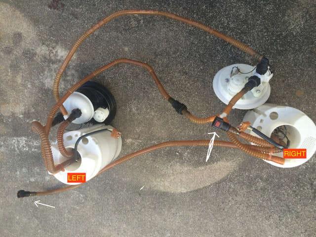 Porsche Cayenne Fuel Pump and Filter Replacement | 2003-2008 | Pelican  Parts DIY Maintenance ArticlePelican Parts
