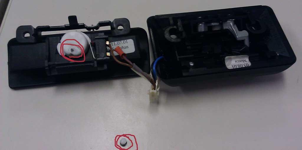 bmw e46 glovebox compartment lock replacement bmw 325i 2001 2005 rh pelicanparts com