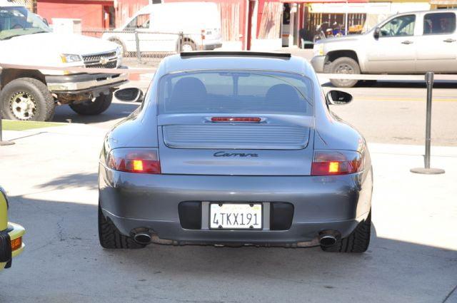 Porsche 911 Carrera Sunroof Repair - 996 (1998-2005) - 997