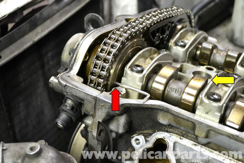 Mercedes Benz W124 Setting The Engine At Tdc 1986 1995 E border=
