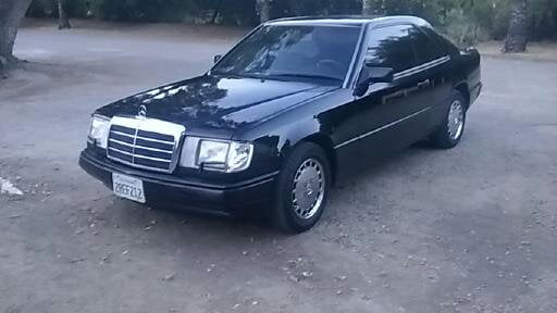 Mercedes benz w124 egr change over valve replacement for Mercedes benz 300ce problems