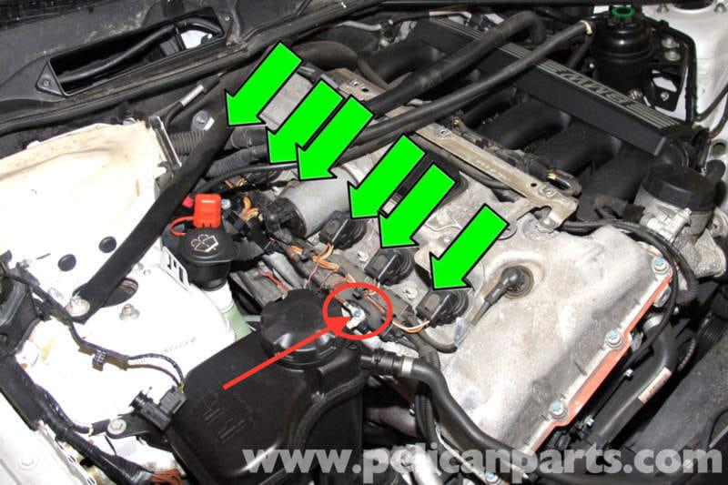 BMW E90 Spark Plug And Coil Replacement E91 E92 E93 Pelican 2013 328i Engine Diagram Cyl 3: BMW 328i Engine Diagram Cyl 3 At Eklablog.co