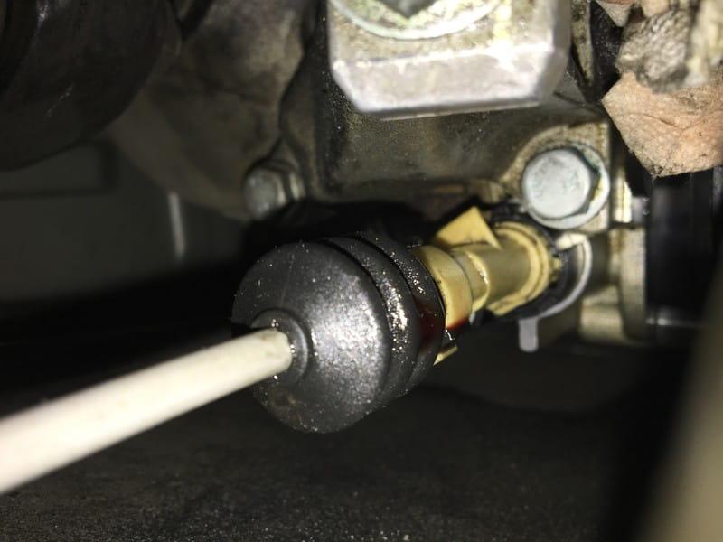 Mercedes-Benz SLK 230 Automatic Transmission Fluid Change