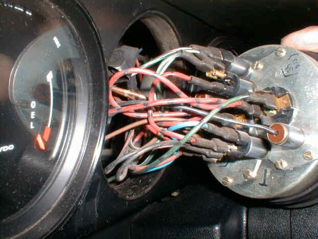 4 wire connector wiring diagram porsche 911 928 944 gauge face replacement 1965 1989  porsche 911 928 944 gauge face replacement 1965 1989